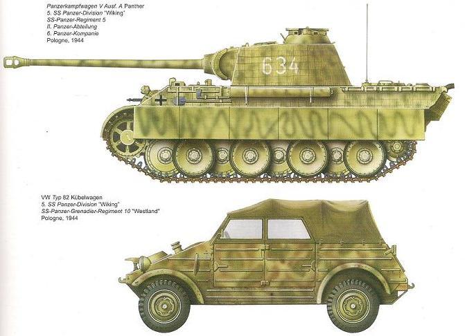 5e Panzerdivision SS Wiking Numari57