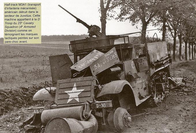 Bataille d'Arracourt - Sept 1944 Numari63