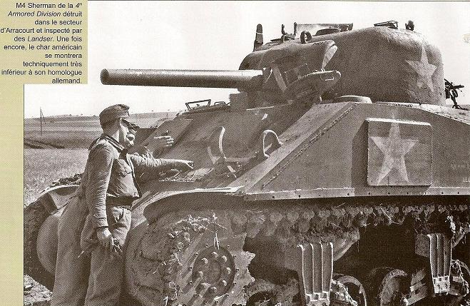 Bataille d'Arracourt - Sept 1944 Numari64