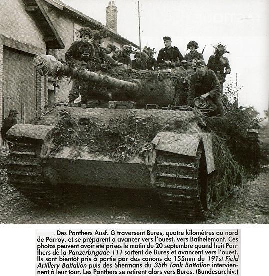 Bataille d'Arracourt - Sept 1944 Numari67