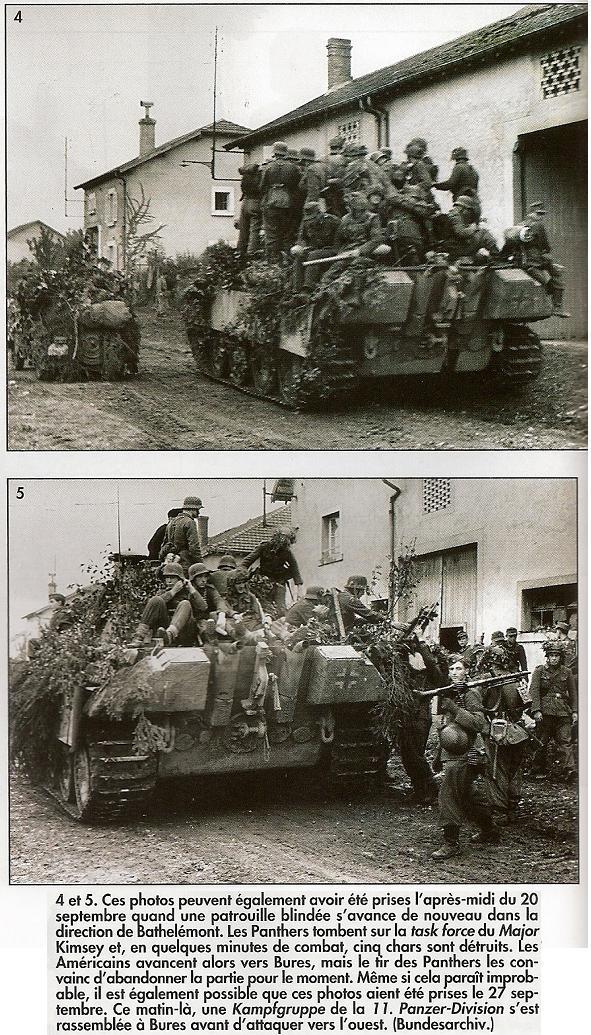 Bataille d'Arracourt - Sept 1944 Numari68