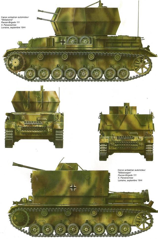 Bataille d'Arracourt - Sept 1944 Numari69