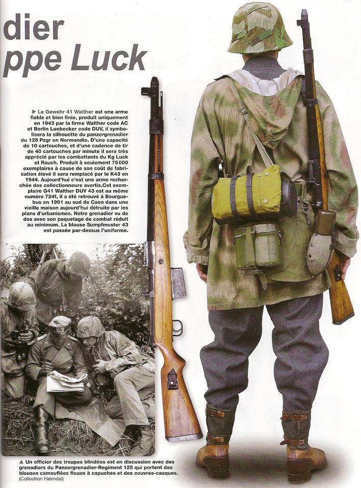PanzerGrenadier - Kampfgruppe Von Luck - Normandie 44 Numari76