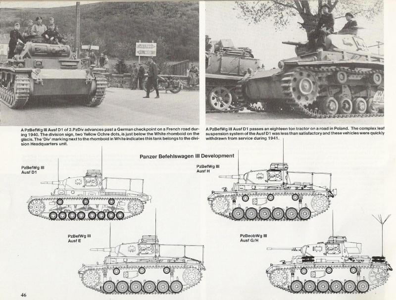 Panzerkampfwagen - Panzer III Numh0010