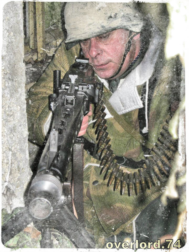"OVERLORD.74 - Team ""11 eme PzDiv"" 1944/45 O-mhj510"