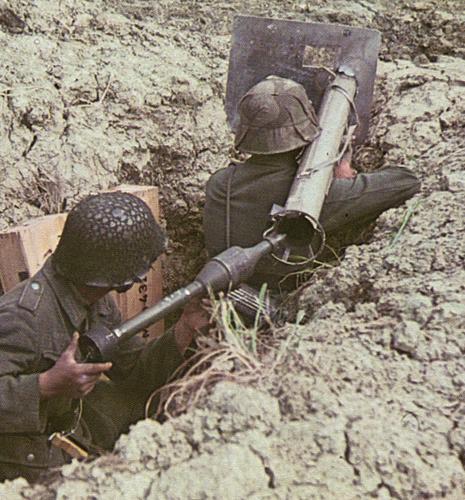 Le Panzerschreck Ofenro10