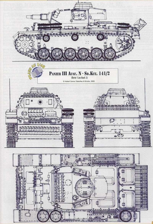 Panzerkampfwagen - Panzer III On013210