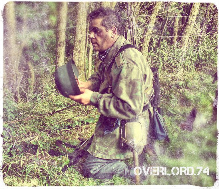 """OVERLORD.74 - Team """"11 eme PzDiv"""" 1944/45 P1020512"""