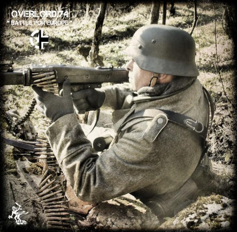 """OVERLORD.74 - Team """"11 eme PzDiv"""" 1944/45 P1020710"""