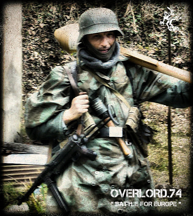 """OVERLORD.74 - Team """"11 eme PzDiv"""" 1944/45 P1020711"""