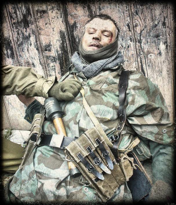 """OVERLORD.74 - Team """"11 eme PzDiv"""" 1944/45 P1020712"""