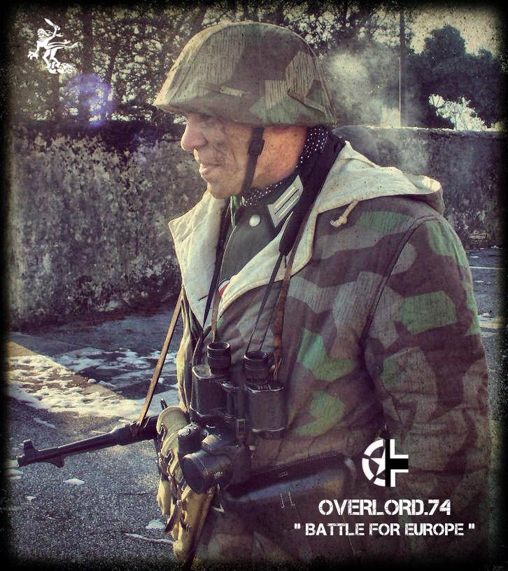 """OVERLORD.74 - Team """"11 eme PzDiv"""" 1944/45 P1060111"""