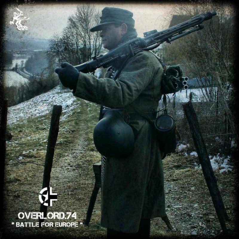 "OVERLORD.74 - Team ""11 eme PzDiv"" 1944/45 P106d010"