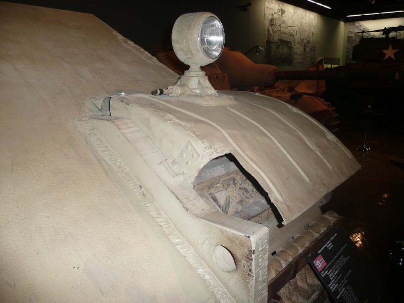 PzKpfw V Panther II - Patton Museum - USA P1130015