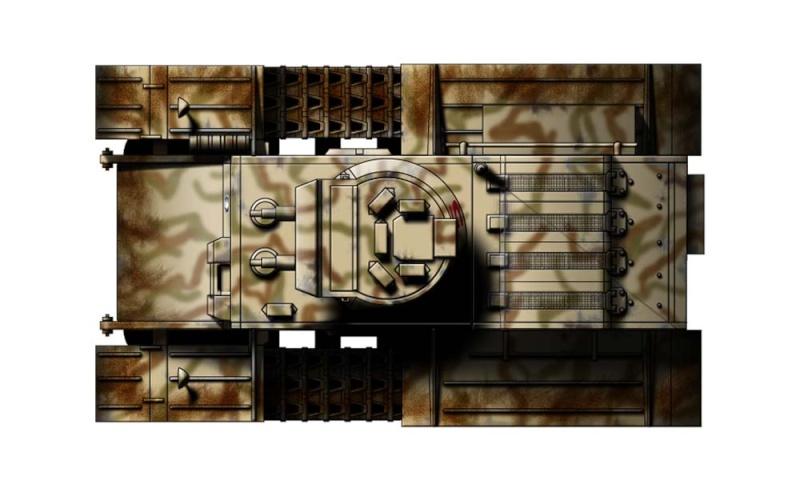 Pz.Kpfw I Ausf.F P212