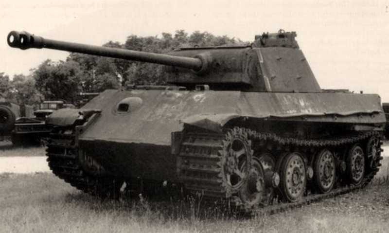 Panther II ou Panther ausf F  P2ab710