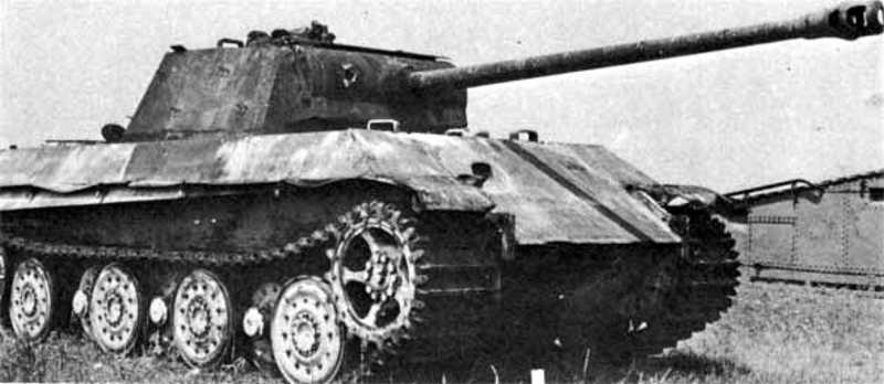 Panther II ou Panther ausf F  P2ab810