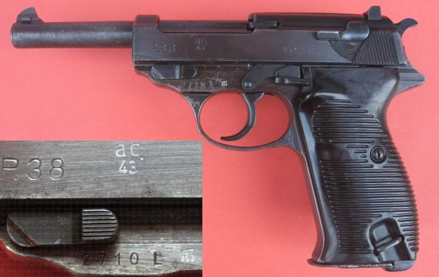 Walther P38 P38_ac12