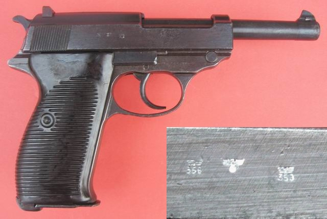 Walther P38 P38_ac13