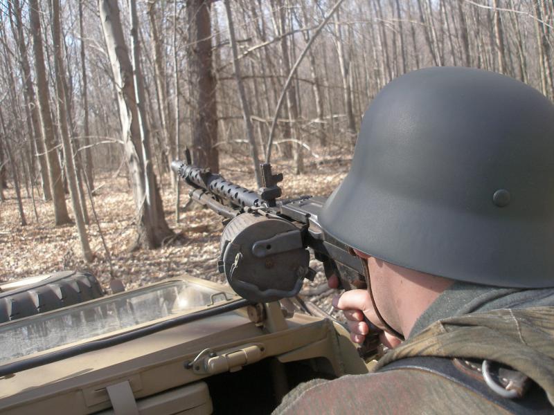 Maschinengewehr 34 - MG34 P4210010