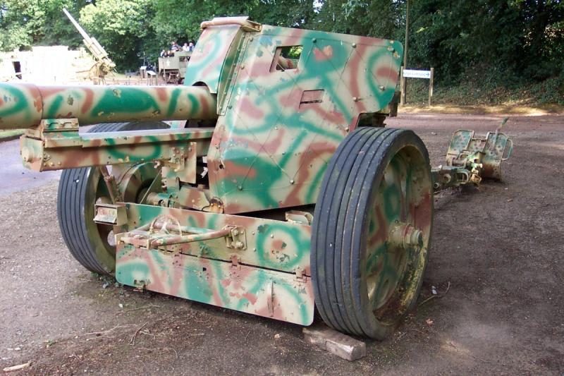 Pak 43 (Panzerabwehrkanone 43) - 88 mm Pak-4311