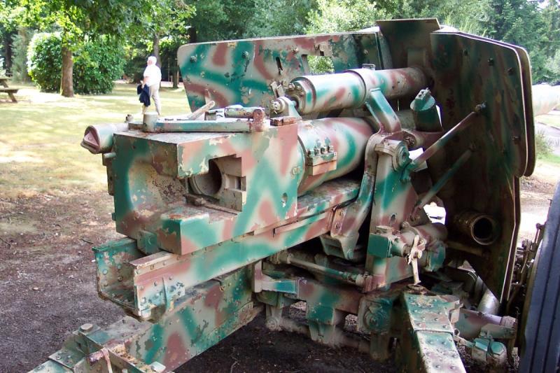 Pak 43 (Panzerabwehrkanone 43) - 88 mm Pak-4312