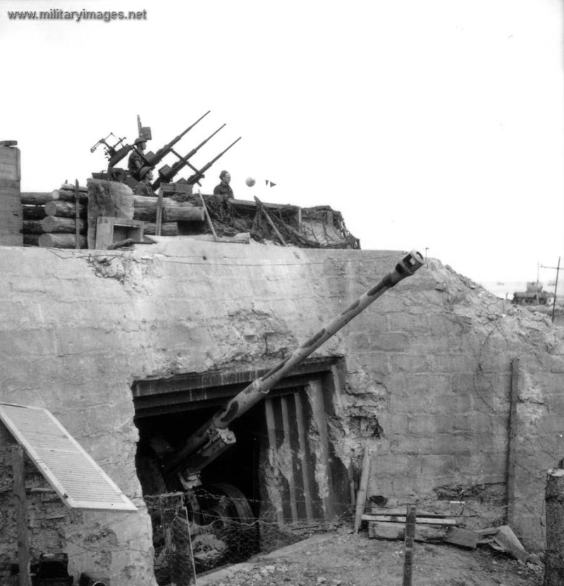 Pak 43 (Panzerabwehrkanone 43) - 88 mm Pak4310