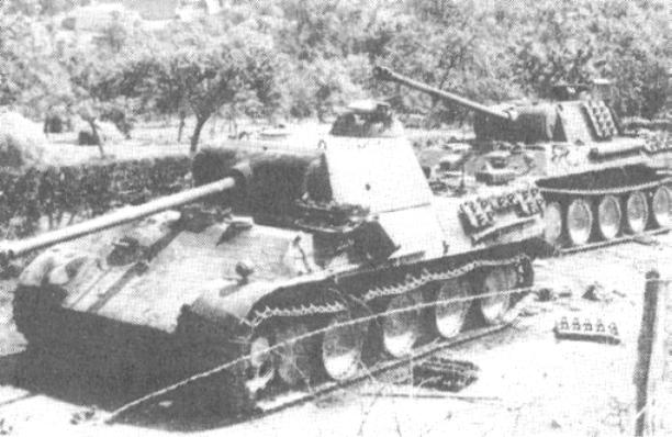 Panzer Wreck - Normandie 1944 Panter10