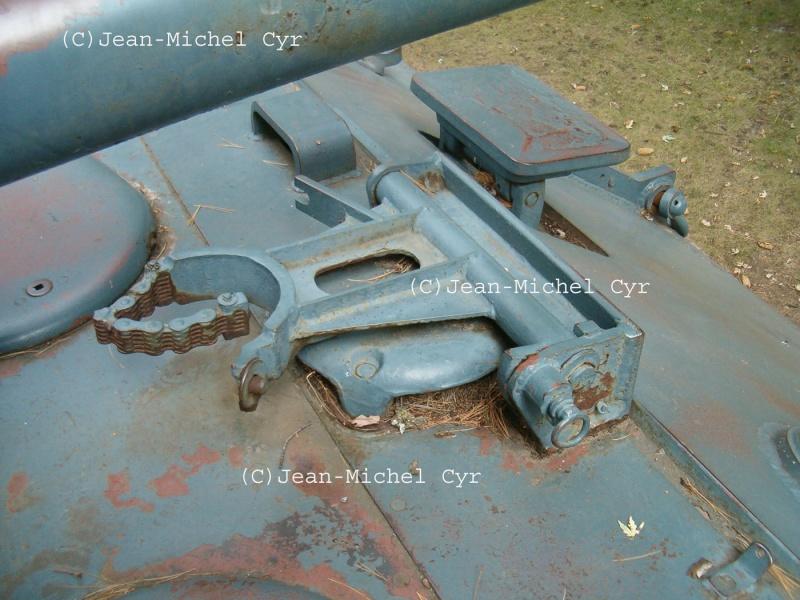 PANTHER AUSF. A - CAMP BORDEN - Canada Panth101