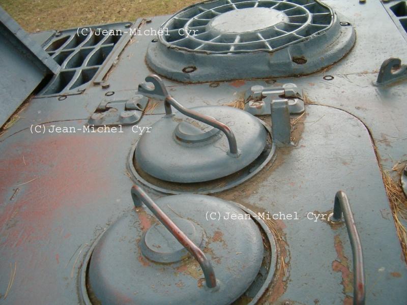 PANTHER AUSF. A - CAMP BORDEN - Canada Panth110