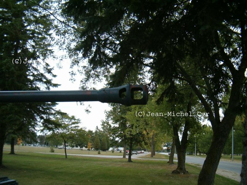 PANTHER AUSF. A - CAMP BORDEN - Canada Panth111