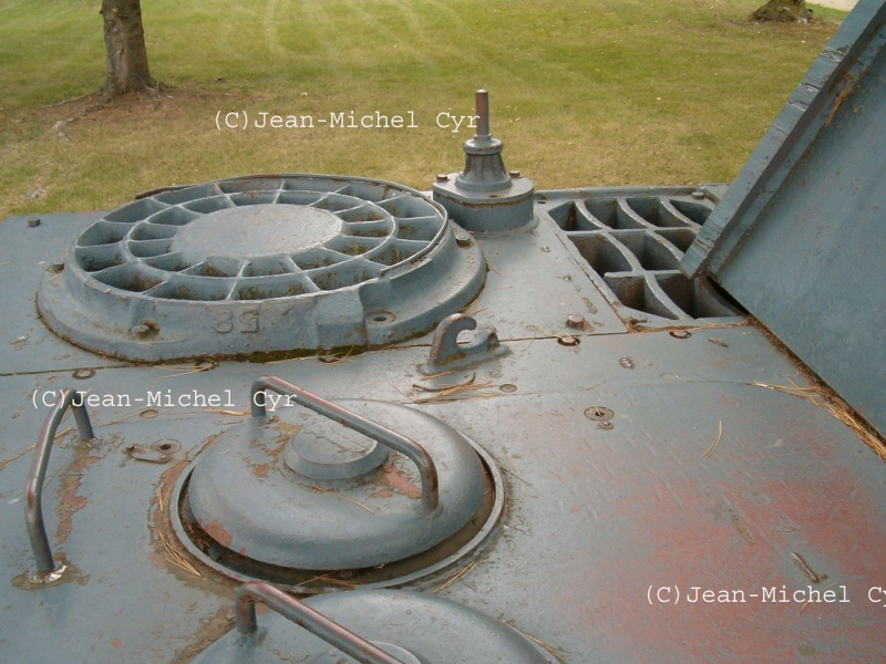PANTHER AUSF. A - CAMP BORDEN - Canada Panth112