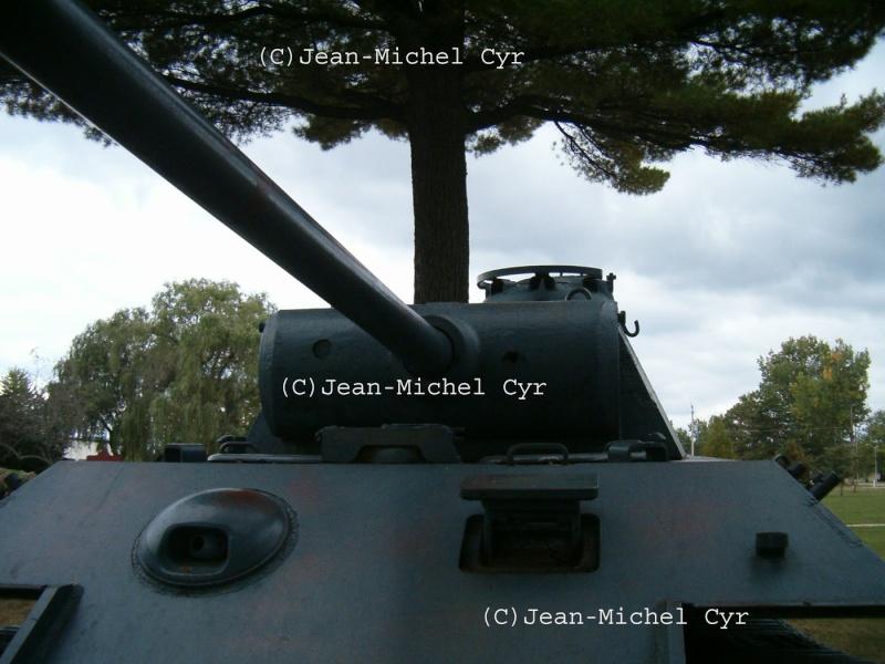 PANTHER AUSF. A - CAMP BORDEN - Canada Panth113