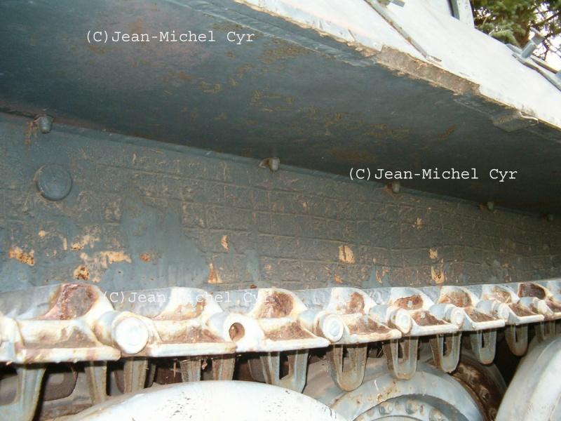 PANTHER AUSF. A - CAMP BORDEN - Canada Panth114