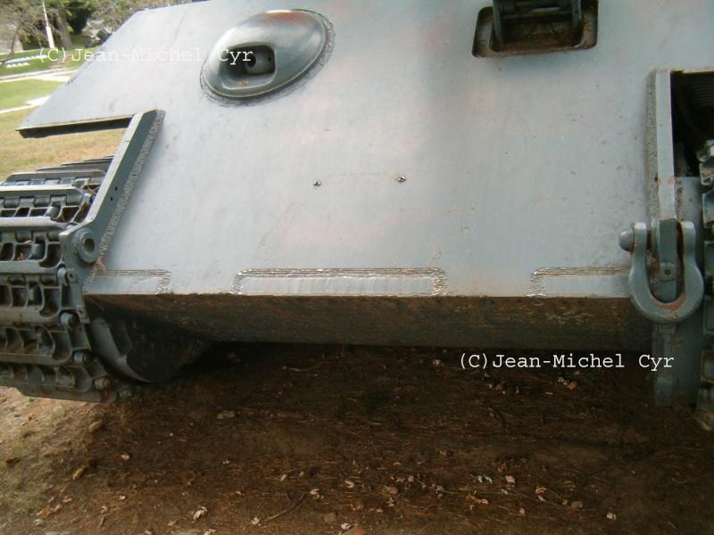 PANTHER AUSF. A - CAMP BORDEN - Canada Panth119