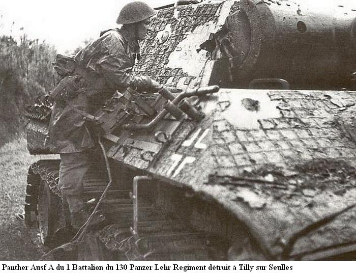 130e Panzerdivision - Panzer Lehr  Panth129