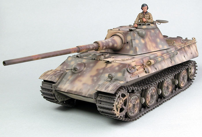 Panther II ou Panther ausf F  Panth131