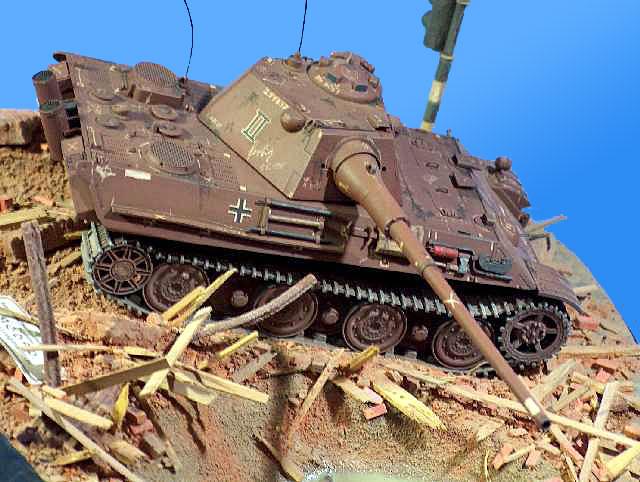 Panther II ou Panther ausf F  Panth132