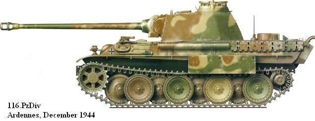 116 Panzer Division Panth133