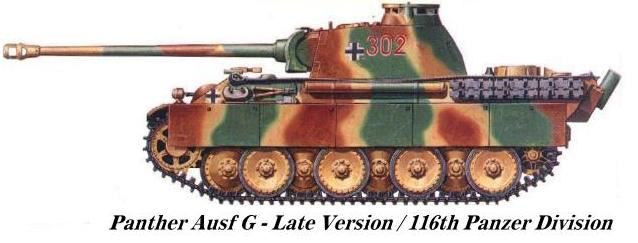 116 Panzer Division Panth135