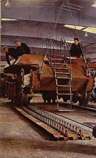 La Production des Panzer Panth_11