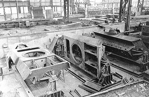 La Production des Panzer Panth_12