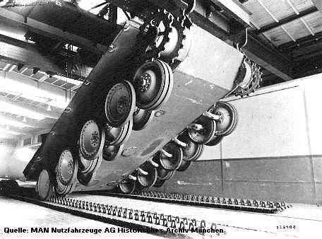 La Production des Panzer Panth_14