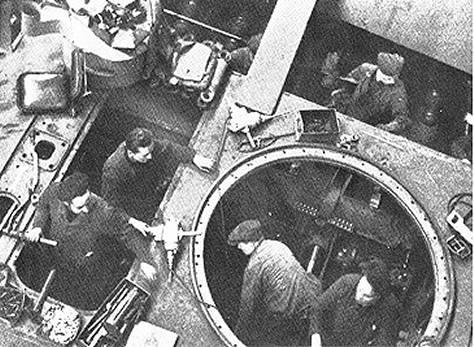 La Production des Panzer Panth_16