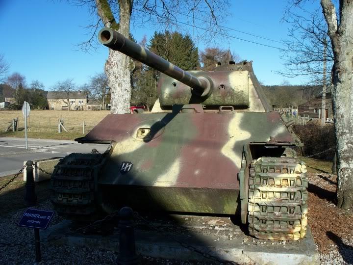 Le panther de grandmesnil - Belgique Panthe27