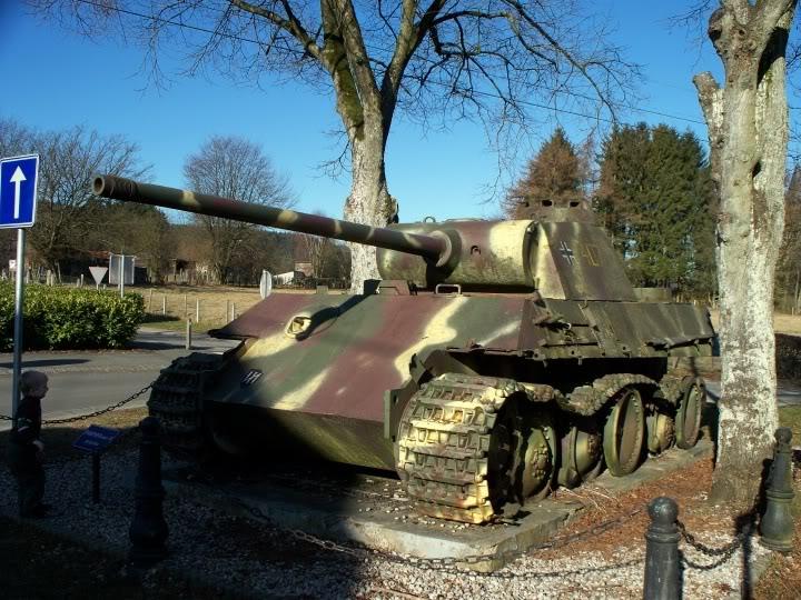 Le panther de grandmesnil - Belgique Panthe28