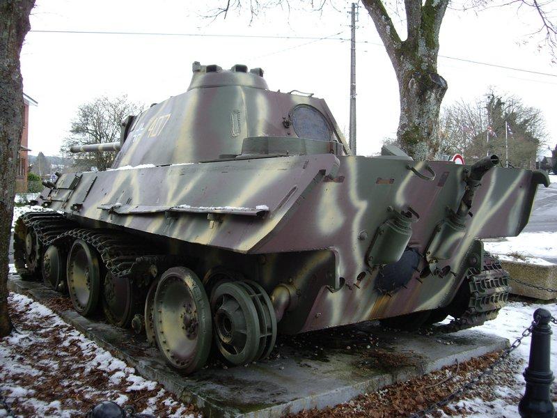 Le panther de grandmesnil - Belgique Panthe31