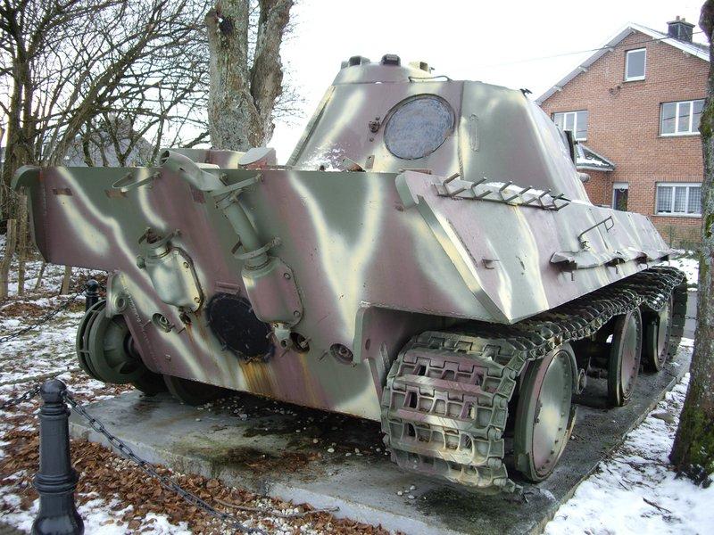 Le panther de grandmesnil - Belgique Panthe32
