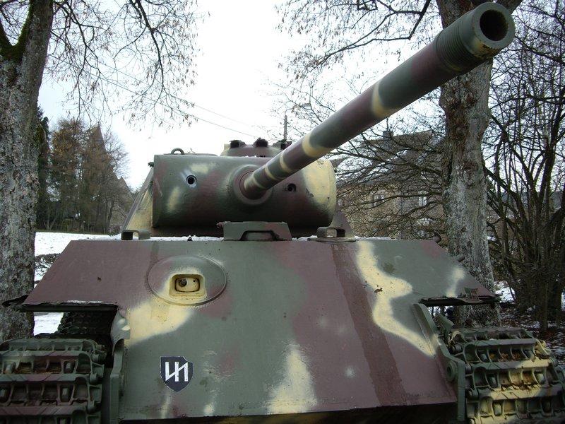 Le panther de grandmesnil - Belgique Panthe37