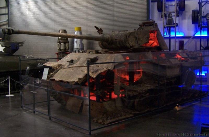 Panther Ausf. A im Technik Museum Sinsheim - DE Panthe43